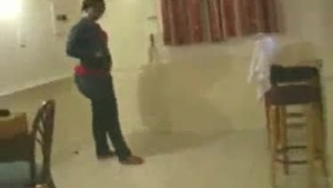 Afro american chick nailed by huge cock instead of therapy